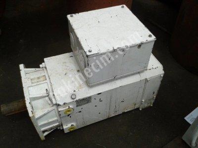 Satılık İkinci El SPECIAL AC MOTOR.125 HZ-125 KW.kompakt gövde.etikete baknz. Fiyatları Adana yüksek frekans elektrik motoru