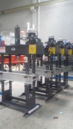Hydraulic Press ..hidrogüç 40 Ton Motorlu Atölye Presi
