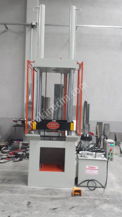 Hydraulic Press ..hidrogüç  Broş Çekme Basma Presi
