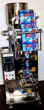 Lavabo Açıcı Paketleme Makinası 20,000 Adet Kapasiteli