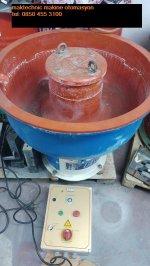 Vibrasyon Makineleri Yüzey İşlem Makineleri