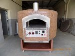 Rotary Pizza Oven