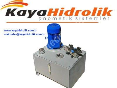 Satılık Sıfır Hidrolik Ünite Fiyatları Konya hidrolik ünite,hidrolik sistem,hidrolik proje,hidrolik makine,kaya hidrolik