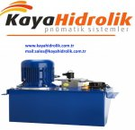 Hidrolik Proje