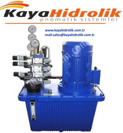 Hydraulic Unit Projects