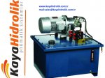 Hydraulic unit tank systems