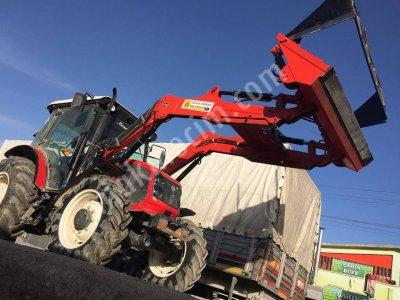 Traktör Ön Yükleyici Açılır Kova Kepçe