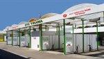 Jetonlu Self Servis Oto Yıkama  Alanları Merkezi Oto Yıkama Sistemleri Jetonlu Makinalar Petrollere