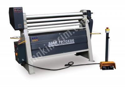 Asimetrik Üç Toplu Silindir Makinası , Smr 1270X86