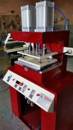 Yaldız Varak Baskı Makinesi -30 Cm X 40 Cm Lik Pnomatik Sistem-Çift Piston