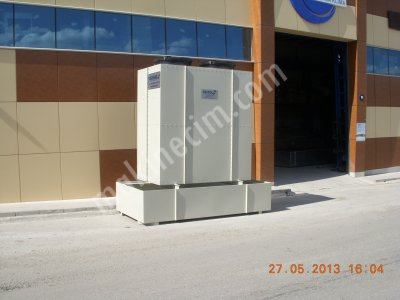 Su Soğutma Kulesi 22.500 Kcal/h