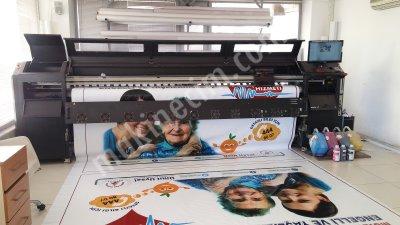 Dijital Baskı Makinası - 320 Spectra Polarıs 15 Pl