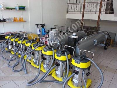 3 Motorlu Süpürge Sanayi Tipi