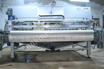 Full Otomatik Halı Yıkama Makinası 8 Fırça
