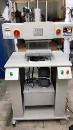 Tl 25 Cm X 25 Cm Lik Hidrolik Sıcak Baskı Makinası -Yakma Ve Desen Baskı Makinesi-14900