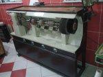 Temiz Freze Zımpara İmalat Makinesi