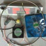Kuluçka Makinesi Kontrol Panosu