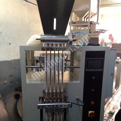 Stick Sugar Filling Machine