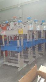 Hydraulic Press ..tornacı Ve Kaynakçı Presleri