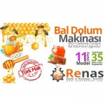 Renas 500-5000 Ml Honey Filling Machine