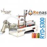 Renas Ryd-S 300 Yarı Otomatik Tek Nozullu Sıvı Dolum Makinası 10-300 Ml