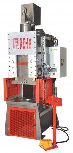 C Tipi 200 Ton Hızlı Hidrolik Pres