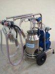 Süt sağma makinası
