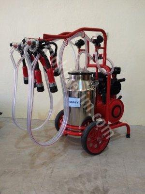Süt sağma makinaları