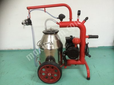 Mini süt sağma makinası