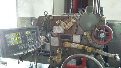 Satılık İkinci El BORWERK Fiyatları İstanbul satılık borwerk makinesi