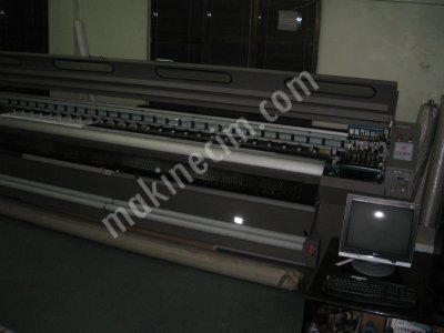 Satılık 2. El Dijital Baskı Makinası 320 Dış Mekan Seiko Kafa Fiyatları İstanbul Satılık Dijital Baskı Makinası, Digital Baskı Makinesi, 320 dijital baskı makinası