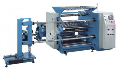 Kağıt Ve Polyester Dilimleme Makineleri