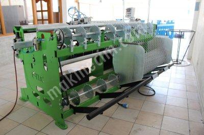 Machine À Clôture Métallique - Tlc-300