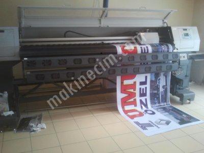 Satılık 2. El DGİ VT III 98 VİSTA DİJİTAL BASKI MAKİNASI Fiyatları İstanbul dgi dijital baskı makinası