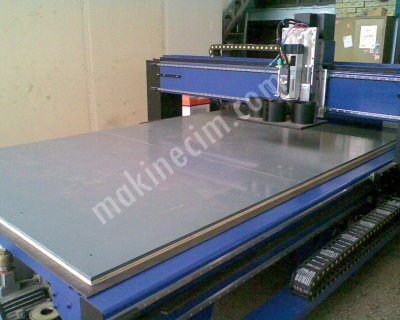 Cnc Router Whit Atc
