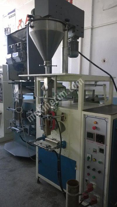 Full Otomatik Baharat Paketleme Makinası