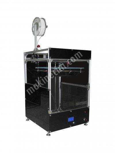 3D Printer   3D Yazıcı   3D Tr 450   Isıtıcılı