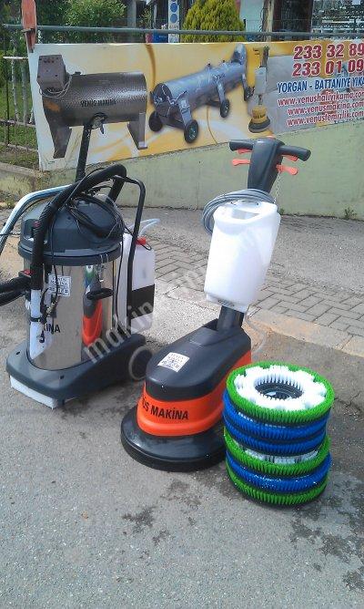 Devren Satılık Halı Yıkama Fabrikası Ve Araç Yıkama Venüs 0532 330 02 14