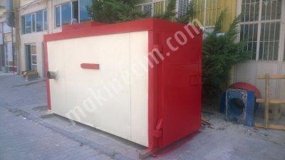 Satılık İkinci El ELEKTROSTATİK TOZ BOYA FIRINI Fiyatları İstanbul toz boya fırını,ikinci el toz boya fırını,boya tesisi,statik boya fırını,elektrostatik boya,boyahane,metal boya,toz boya kabini,powder oven,powder booths,powder coating,boya kabini,toz boya tabancası,ikinci el ucuz toz boya tesisi