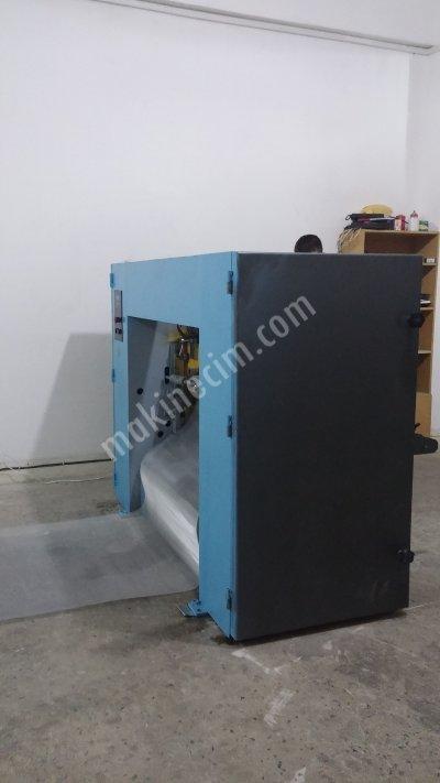 Genişletilmiş Metal Makinası Presi - Filtre Teli Menfez Teli Makinası