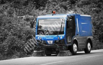 Satılık Sıfır Sokak Süpürme Aracı 1.5m3 Fiyatları İstanbul sokak süpürme aracı,yol süpürme aracı,sokak yıkama aracı,yol yıkama aracı