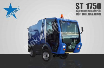 Electric Refuse Collection Vehicle St1750