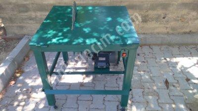 Daire Odun Kesme Makinesi Sıfır
