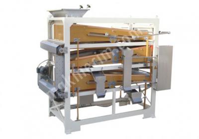 Satılık Sıfır Üç Tekneli Boylama Makinası Fiyatları Mersin akytechnology.com,seed cleaning machines,bakliyat eleme makinaları,üç tekneli boylama makinası