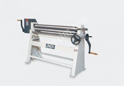 Trs 1270X90 3 Toplu Manuel Mekanik Silindir Makinası