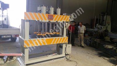 Satılık Sıfır Hydraulic Press ..HİDROGÜÇ 5 KAFALI AKARYAKIT DEPOSU İÇİN YAPILMIŞ ÖZEL AMAÇLI HİDROLİK PRES Fiyatları Konya hidrogüç,pres,hidrolik,hidrolik pres