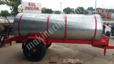 5 Tonluk Su Tankı