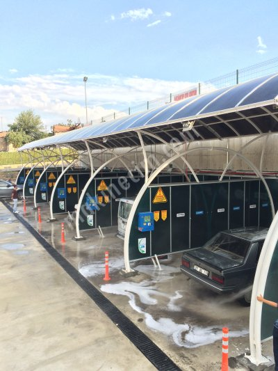 Coin Car Wash Self Service Areas Car Washing Machines Coin Center Systems Petroleum And Parking Spec