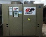 Satılık 2. El 300 Kw= 250.000 Kcal/h Amerikan Trane Vidalı Chiller Soğutma Grubu