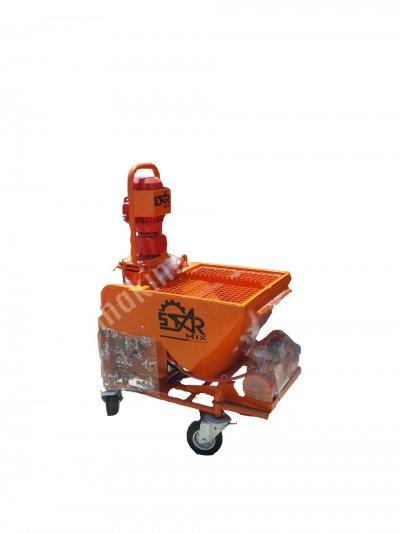 Satılık Sıfır RUZGAR MAKINA Fiyatları Trabzon ruzgarmakına,alçı sıva makinası,alçı makinası,pft g4 alçı makinası